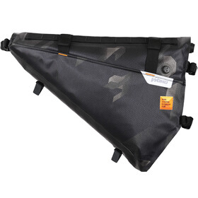 WOHO X-Touring Frame Dry Bag M, diamond cybercam black